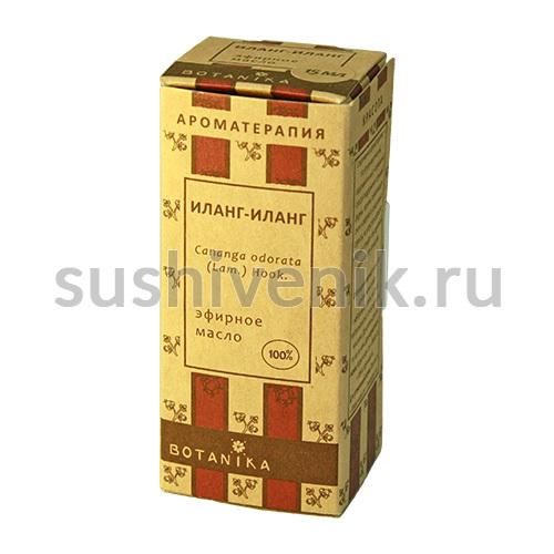 100% эфирное масло иланг-иланга
