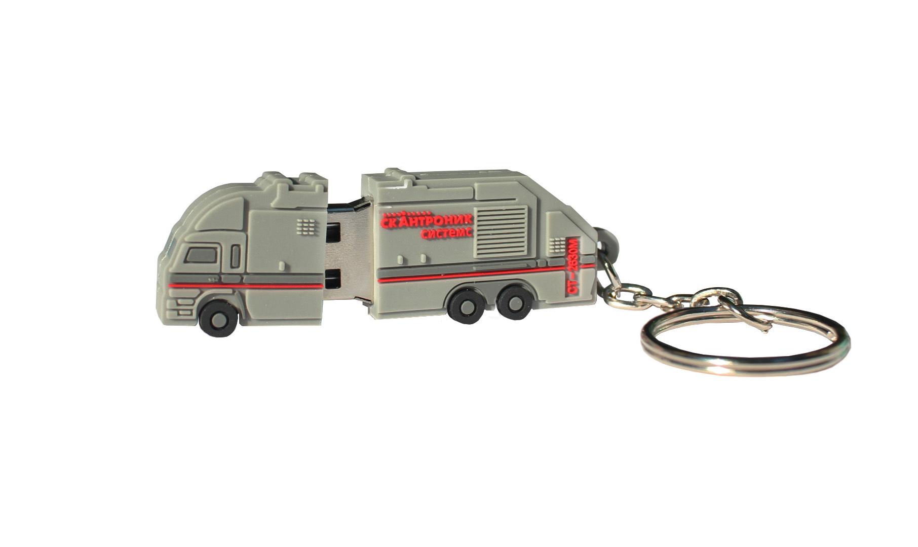 usb-флешка грузовик оптом