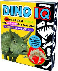 Smart Kids Dino Iq : Iq Box Sets
