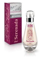 Духи-спрей DESIRE SERENADA De Luxу Platinum 30 мл женские