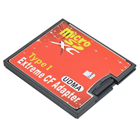 Переходник Micro Sd на CF ( Micro SD-Compact Flash)