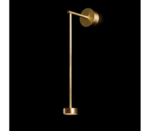 Wall lamp Softspot Long by Giopatto & Coombes