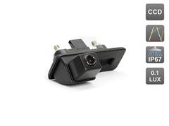 Камера заднего вида для Skoda Superb Avis AVS326CPR (#123)
