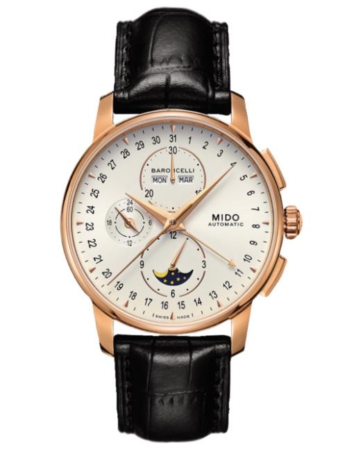 Часы мужские Mido M8607.3.M1.42 Baroncelli