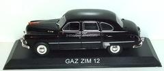 GAZ-12 ZIM black 1:43 DeAgostini Masini de legenda #36