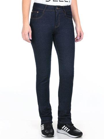 8806 джинсы женские, темно-синие