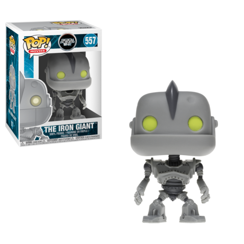 Фигурка Funko POP! Vinyl: Ready Player One: Iron GIant 30459