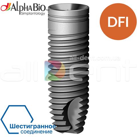 DFI имплант | Шестигранное соединение