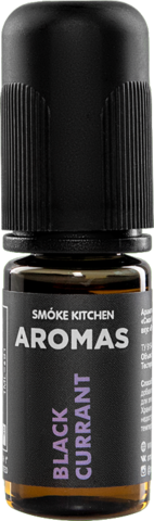 Blackcurrant by Smoke Kitchen 10мл