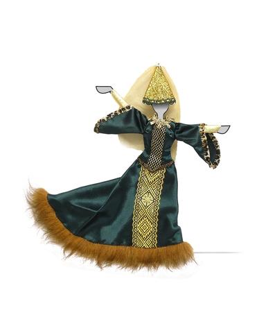 Готическое платье - Демонстрационный образец. Одежда для кукол, пупсов и мягких игрушек.