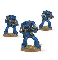 Easy To Build: Space Marines