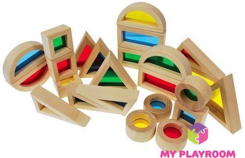 rainbow blocks купить