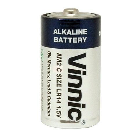 Батарейки Vinnic LR14, C (2/20)