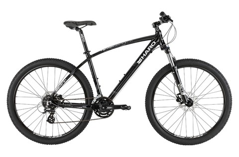 Haro Calavera 27.Five Trail (2015)	черный