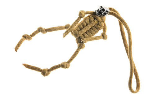 Скелет бежевый
