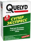 QUELYD Клей обойный СУПЕР ЭКСПРЕСС 250г