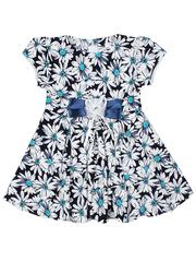 16223 платье детское, темно-синее
