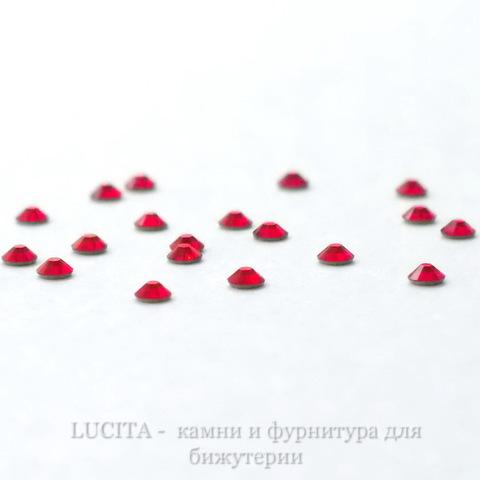 2058 Стразы Сваровски холодной фиксации Light Siam ss 5 (1,8-1,9 мм), 20 штук (WP_20140814_12_38_04_Pro)