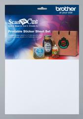 Комплект листов, CAPSS1 для печатных наклеек
