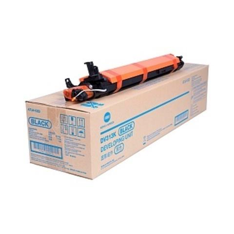 Блок девелопера черный DV-315K для Konica Minolta C250i/C300i/C360i. (AAV703D)