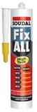 Клей-герметик гибридный Soudal Fix All Hight Tack (12шт/кор)