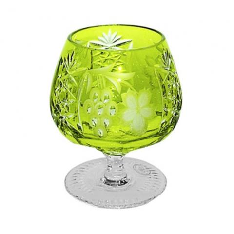 Фужер для бренди 300мл Ajka Crystal Grape светло-зеленый