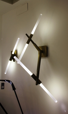 replica   ROLL AND HILL AGNES SCONCE 4 DESIGNED BY LINDSEY ADELMAN