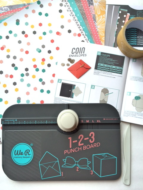 Набор инструментов Punchboard Pack