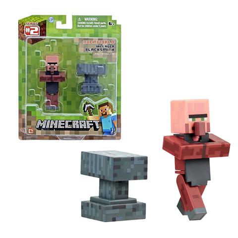 Фигурка Майнкрафт Кузнец (Minecraft Blacksmith)