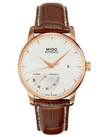 Часы мужские Mido M8605.3.11.8 Baroncelli Power Reserve