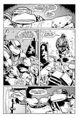 Классические Черепашки-Ниндзя. Книга 9. Битва Нексус (Ultimate обложка)