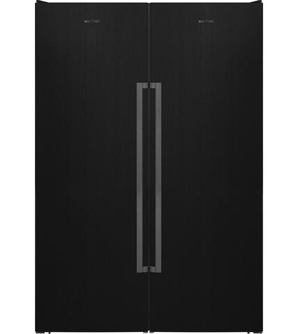 Холодильник side-by-side Vestfrost VF395-1F SB BH