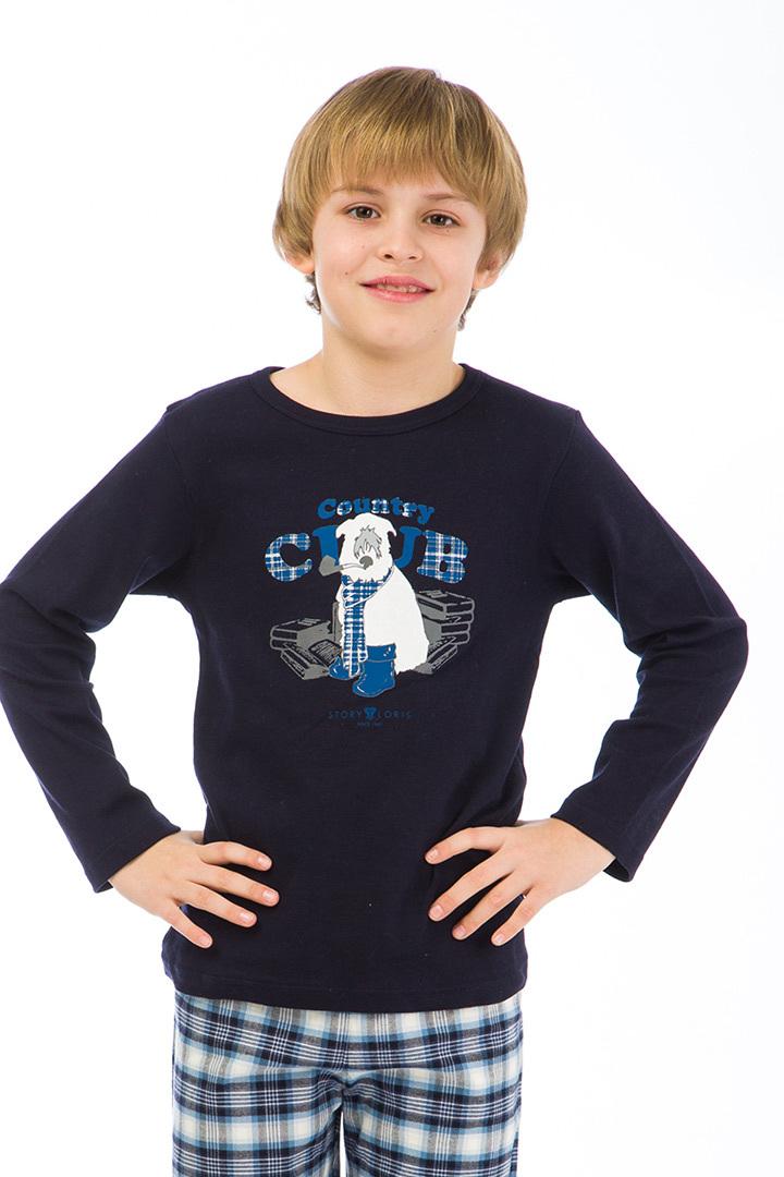 Теплая пижама для мальчиков Story Loris (Для мальчиков)