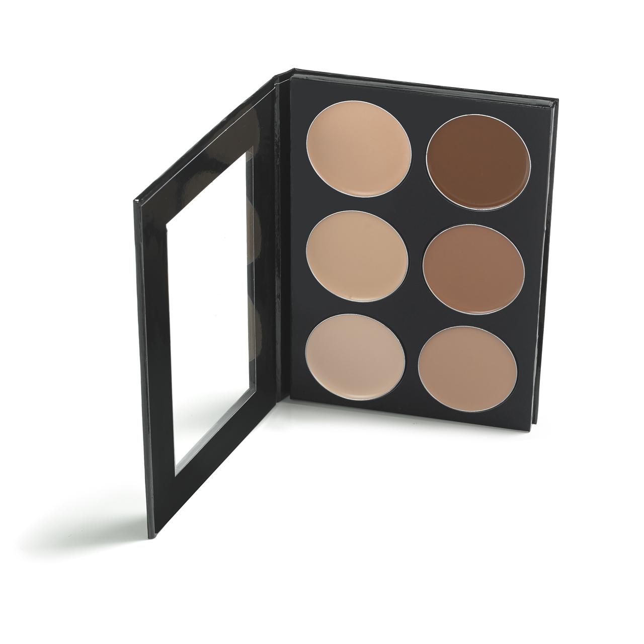 MEHRON Палитра профессиональных корректоров для лица Celebré Pro-HD™ Conceal-It Palette