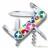 Нож перочинный Victorinox Spartan 91мм VX Colors (1.3603.841) нож перочинный victorinox swisschamp 1 6794 69 91мм 29 функций твердая древесина