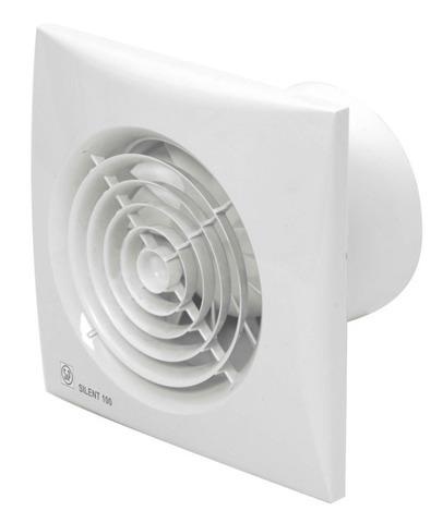 Накладной вентилятор Soler & Palau SILENT-200 CRZ (таймер)