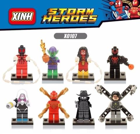 Minifigures SH 020