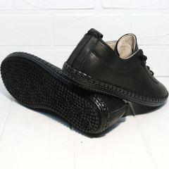 Стильные кроссовки женские Evromoda 115 Black