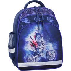 Рюкзак школьный Bagland Mouse 225 синий 507 (0051370)