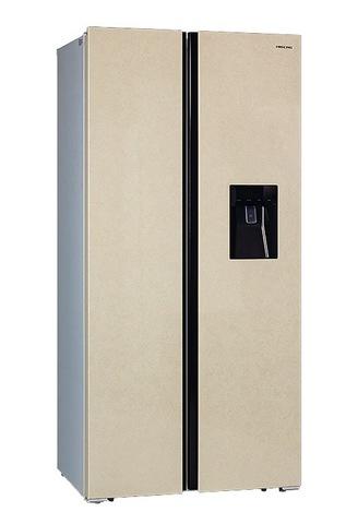 Холодильник HIBERG RFS-484DX NFYm