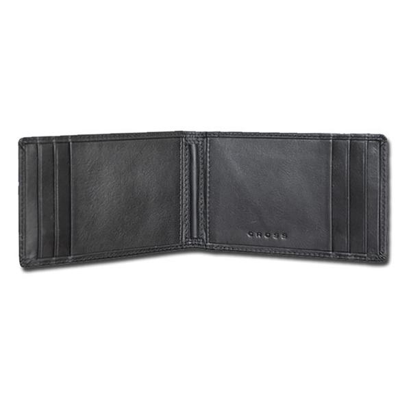 Держатель для денег Cross Classic Century, цвет черный, 11 х 7,8 х 1 см