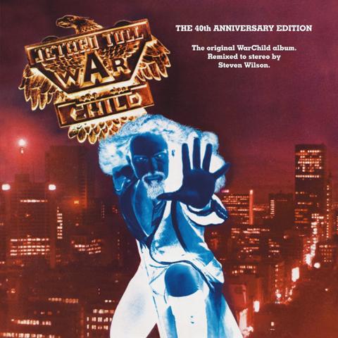Jethro Tull / WarChild (The 40th Anniversary Theatre Edition)(RU)(CD)
