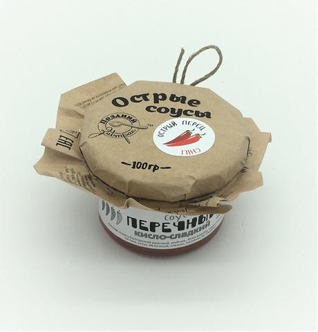 Поздний завтрак острый соус перечный 100 мл