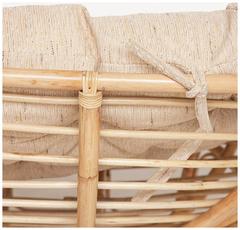 """Кресло """"Мамасан эко (MAMASAN) ECO"""" M119/23-02 SP / без подушки / — Natural (натуральный)"""