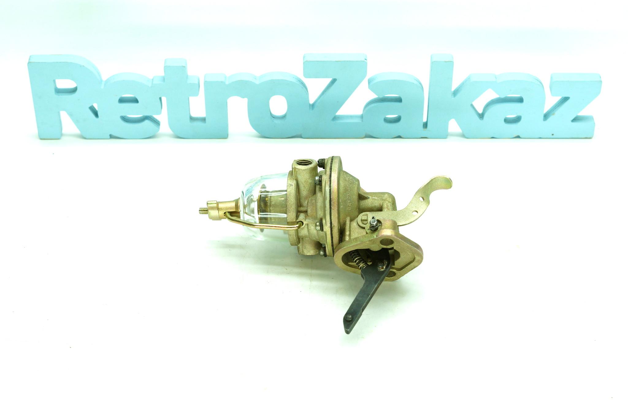Бензонасос, топливный насос Газ 21 Волга