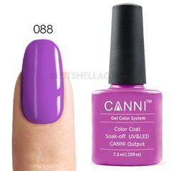 Canni, Гель-лак 088, 7,3 мл
