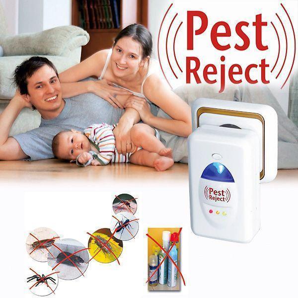 pest reject отпугиватель тараканов грызунов и насекомых