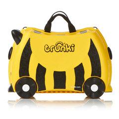 детский чемодан на 4 колёсах