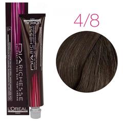 L'Oreal Professionnel Dia Richesse 4.8 (Шатен мокка) - Краска для волос