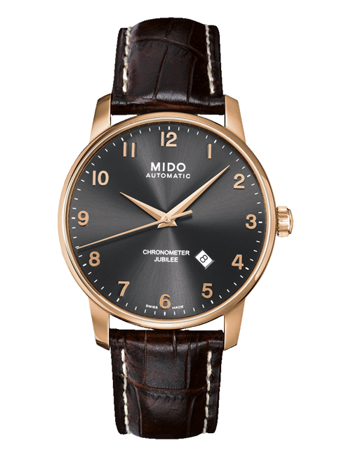 Часы мужские Mido M8690.3.13.8 Baroncelli Jubilee